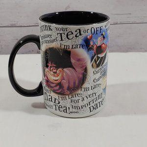 I'm Late Alice in Wonderland Coffee Cup Mug Disney